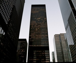 city, building, and skyscraper image