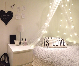 bedroom, copyright, and cozy image