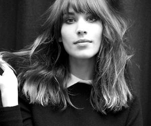 alexa chung, model, and hair image