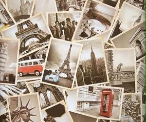 paris, london, and vintage image