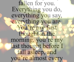 everything, fallen, and ily image