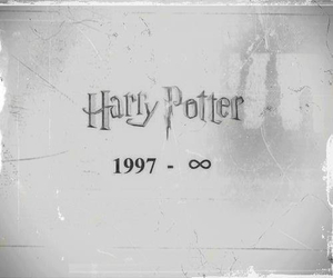 harry, forever, and hogwarts image