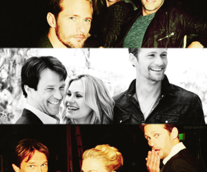 anna paquin, true blood, and stephen moyer image