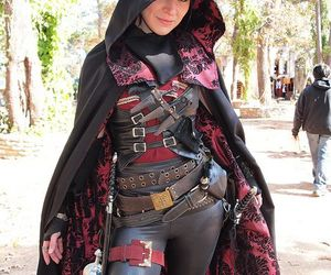 cosplay and steampunk image