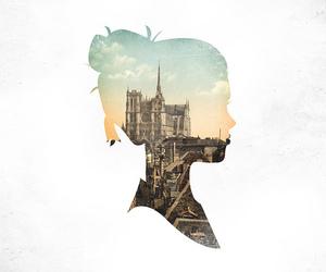 art, city, and illustration image