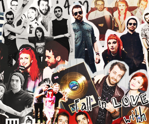 hayley williams, header, and jeremy davis image