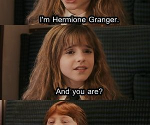 harry potter, hermione, and hermione granger image