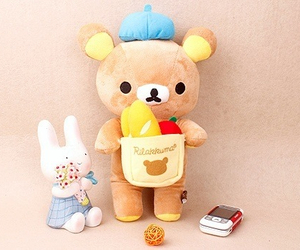 food, teddy, and cute image