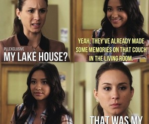 pll, quote, and funny image