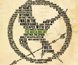 background, wallpaper, and hunger games image
