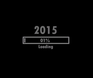 loading, new year, and 2015 image