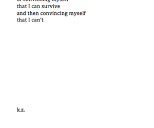quote, depression, and sad image