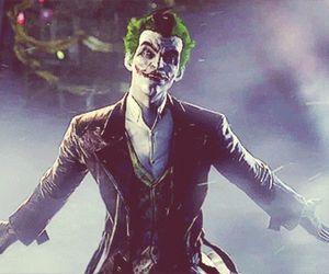 batman, free falling, and HAHAHA image