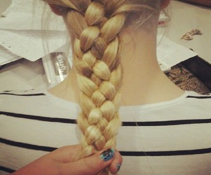 beautiful, diy, and hair image