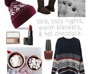fashion, Polyvore, and cold winter image