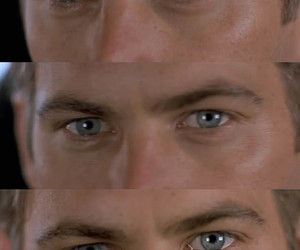 blue eyes, paul walker, and fast and furious image