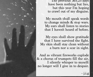 fireworks, hope, and poem image
