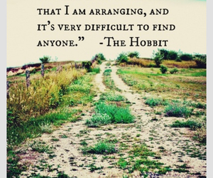 the hobbit, quote, and adventure image