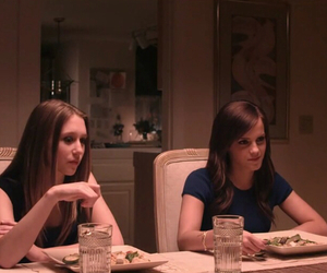 dinner, the bling ring, and movie image