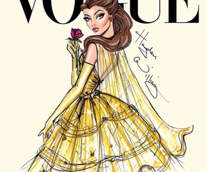beautiful, belle, and vogue image
