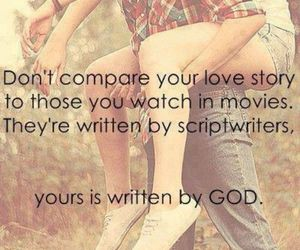 do it, love story, and write image