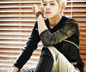 whitehair and dongho image