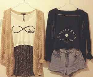 fashion, girly, and ootd image
