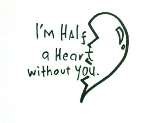 one direction, half a heart, and directioner image