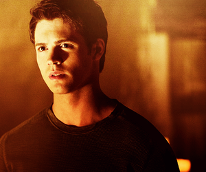 the vampire diaries and jeremy gilbert image