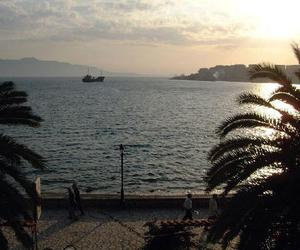 city, albania, and summer image