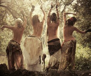 dance, dreadlocks, and hipster image