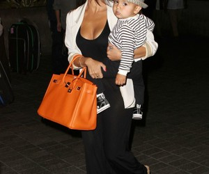 baby, Birkin, and fashion image