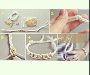 accessory, diy, and fashion image