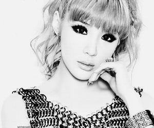 2ne1, bom, and korean girl image