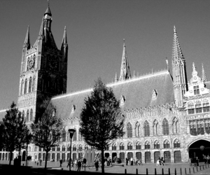 belgium, cathedral, and gothic image