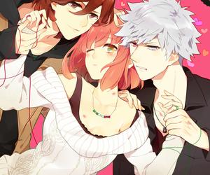 blush, nanami haruka, and uta no prince sama image