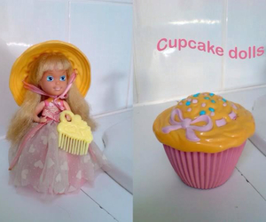 doll and cupcake doll image