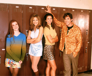 buffy, btvs, and willow image