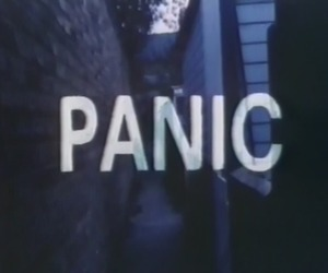 panic, grunge, and dark image