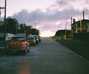fusca and street image