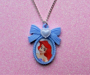 ariel, disney, and girly image