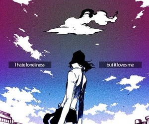 anime, alone, and bleach image