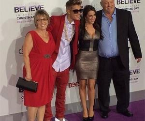 justinbieber, believemovie, and familybieber image