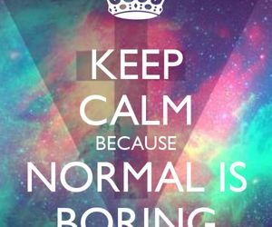 madness, boring, and keep calm image