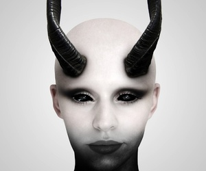 dark and horns image