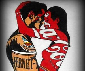 amor, fernet, and branca image