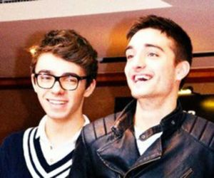 nathan tom the wanted image
