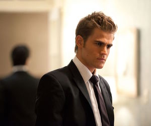 the vampire diaries, stelena, and steferine image