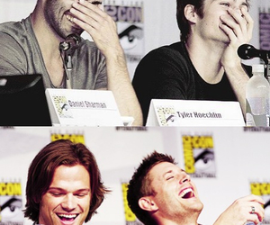 teen wolf, supernatural, and dylan o'brien image