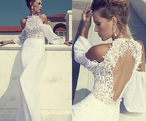beautiful, bride, and iheartit image